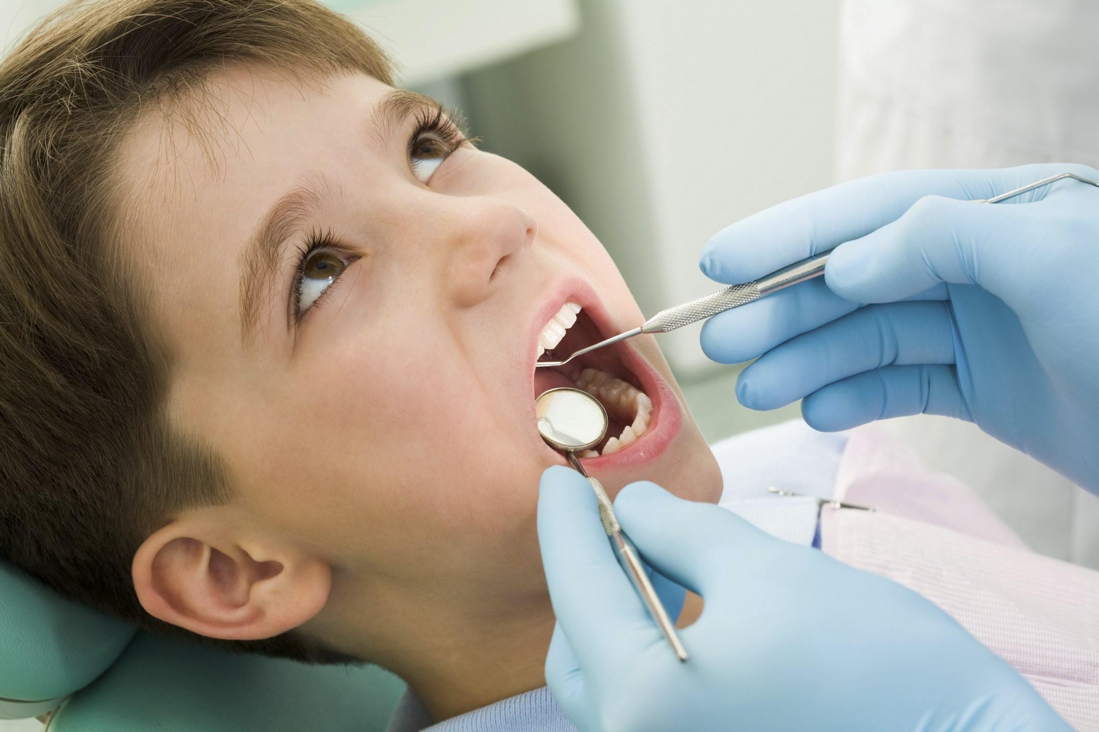 Wann sollte Ihr Kind zum ersten Mal zum Zahnarzt gehen?
